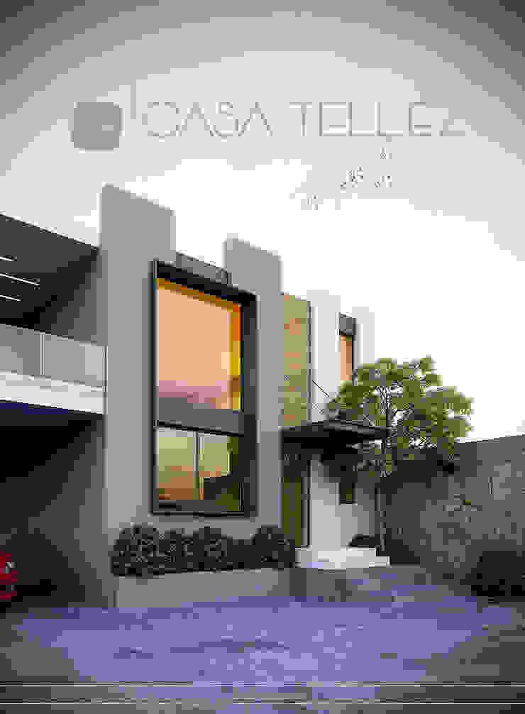 Remodelación/ampliación Casas minimalistas de Besana Studio Minimalista
