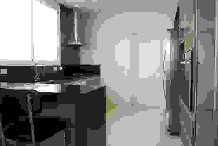 Camila Castilho - Arquitetura e Interiores Cuisine moderne