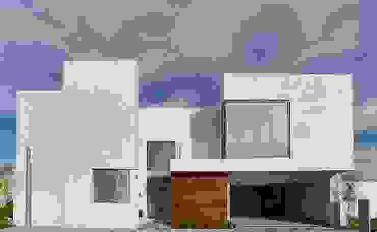 Casa UNO Casas minimalistas de Besana Studio Minimalista