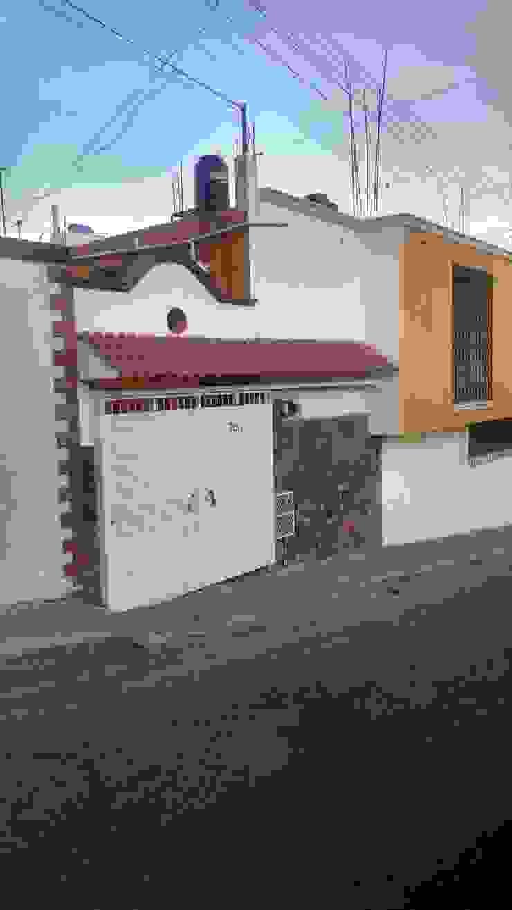 Remodelación Centro Historico Pachuca Casas coloniales de Besana Studio Colonial