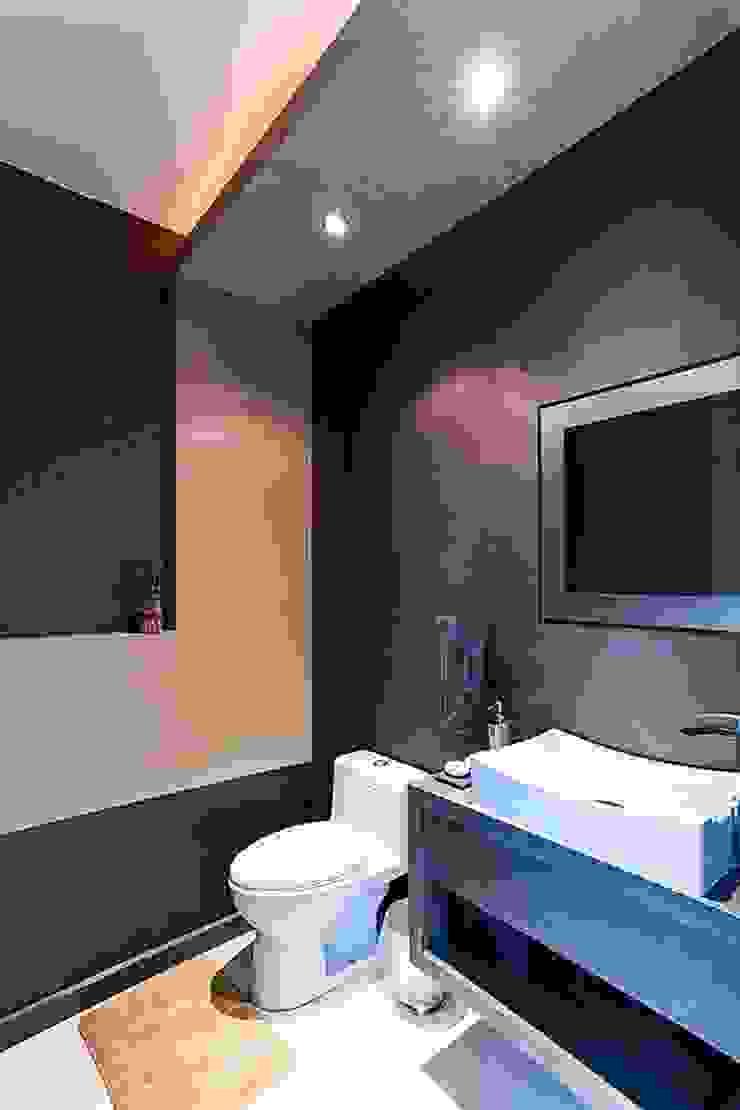 Interiorismo y diseño de mobiliario. de Besana Studio Moderno