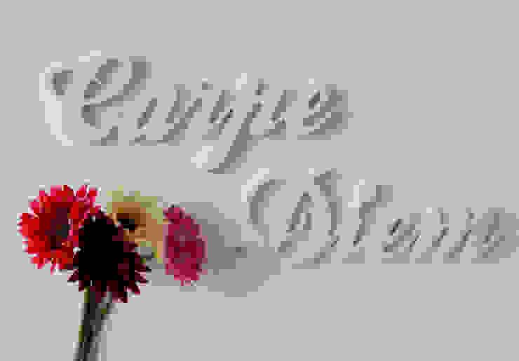 Dekobuchstaben 3D Carpe Diem von K&L Wall Art Ausgefallen