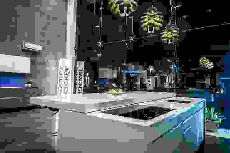 de Hacker Kitchen Moderno