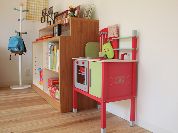 Modern nursery/kids room by atelier m Modern