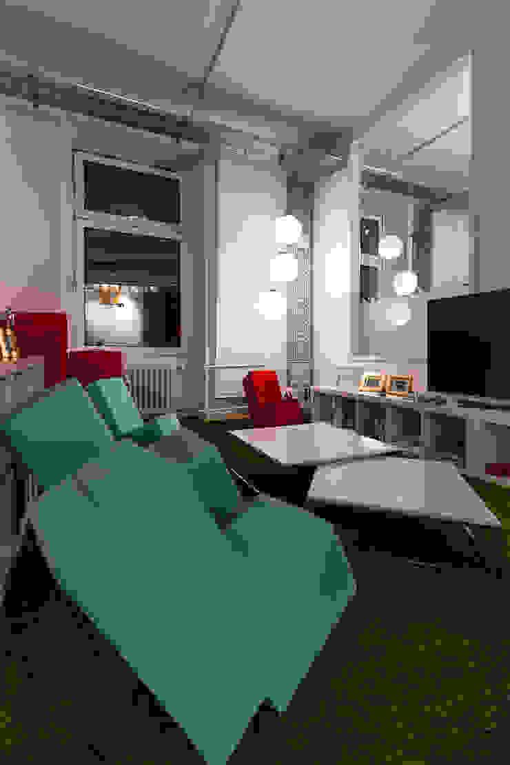 strg.dk _ Kreativagentur für digitale Lösungen: modern  von Studio Stern,Modern