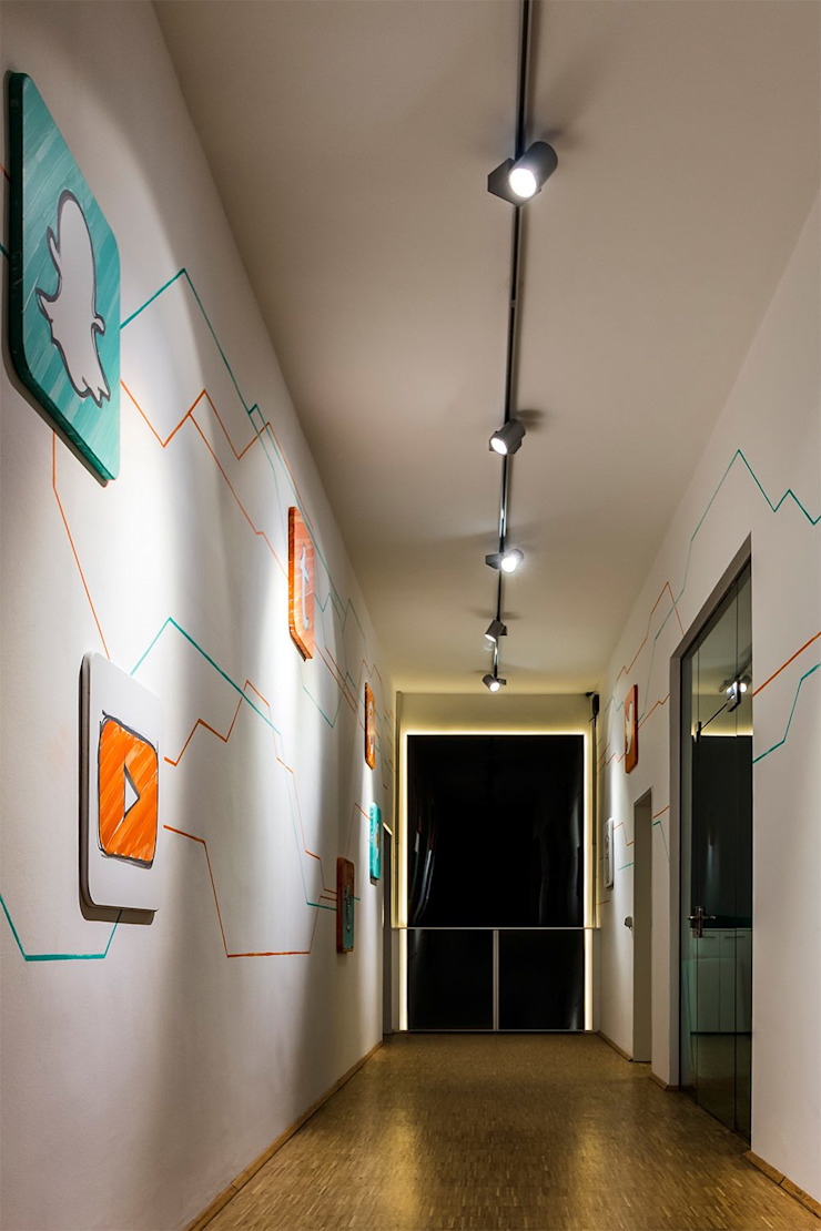 Studio Stern Study/officeLighting
