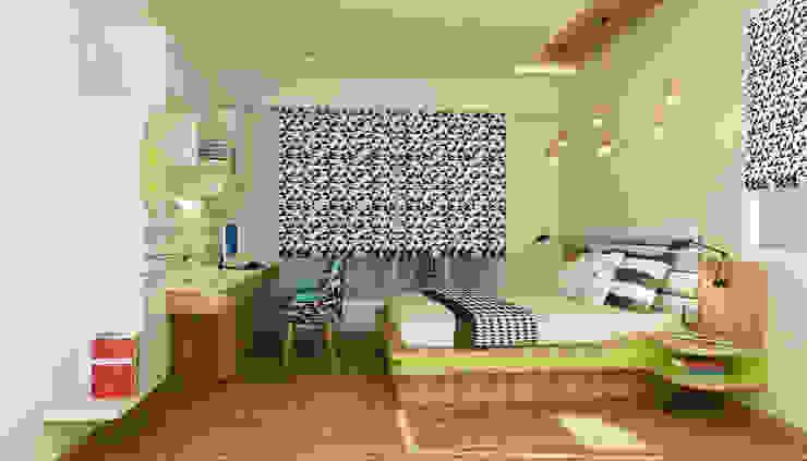 Dormitorios infantiles de estilo  por Nestopia , Moderno