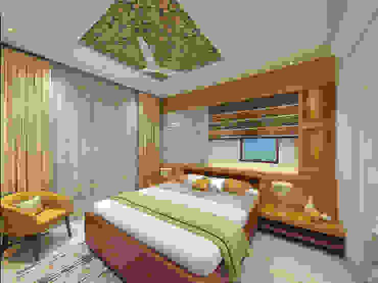 Residential—Dataye Modern style bedroom by Nestopia Modern