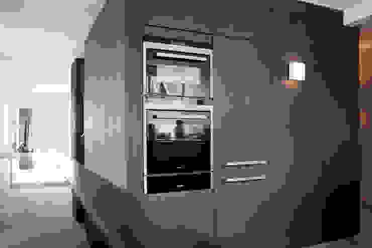 VERBOUWING JAREN '70 WONING Moderne keukens van a-LEX Modern
