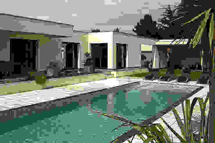 Jardines de estilo  por Pierre Bernard Création,