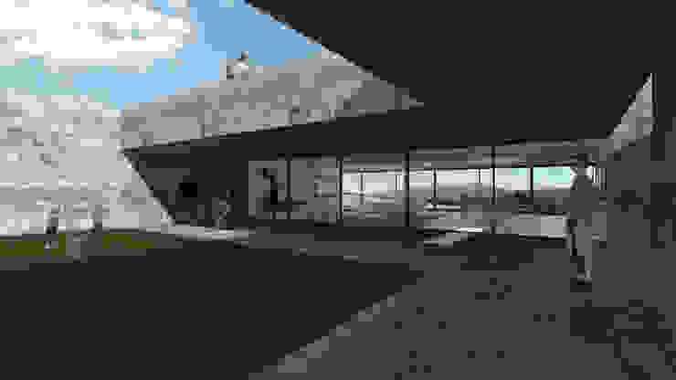 Casa Lamego Casas modernas por Lousinha Arquitectos Moderno