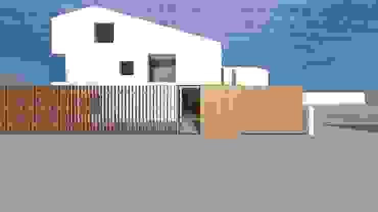 Casa Fonte Casas modernas por Lousinha Arquitectos Moderno
