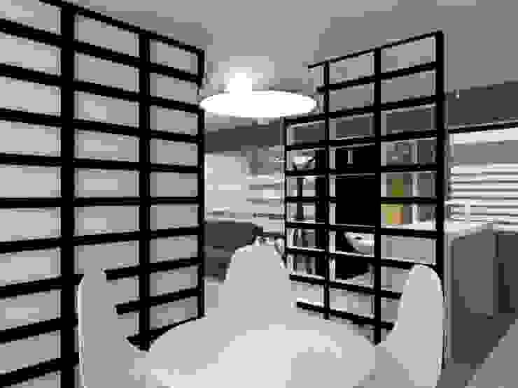 COMEDOR Comedores minimalistas de AurEa 34 -Arquitectura tu Espacio- Minimalista