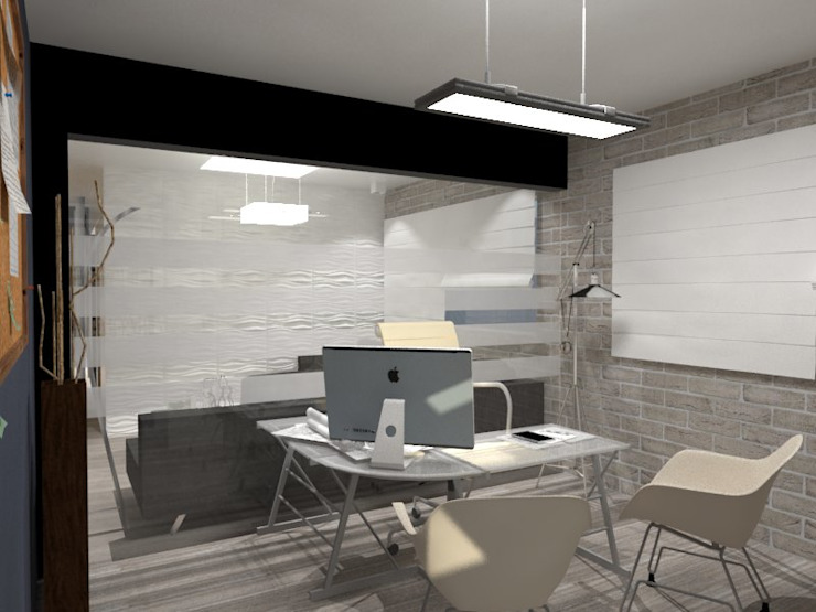 من AurEa 34 -Arquitectura tu Espacio- صناعي زجاج