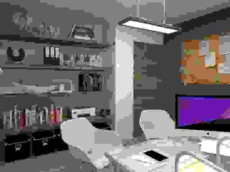 OFICINA Estudios y despachos industriales de AurEa 34 -Arquitectura tu Espacio- Industrial