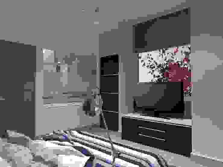 Habitaciones de estilo  por AurEa 34 -Arquitectura tu Espacio-,