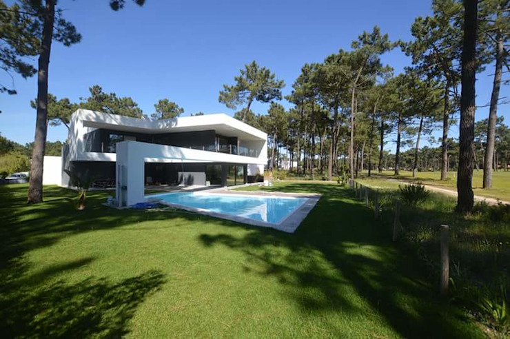 Aroeira 501 - Herdade da Aroeira - Portugal 根據 Arquitecto Telmo