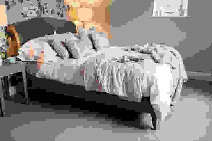 Guest Bedroom Lauren Gilberthorpe Interiors Eclectic style bedroom