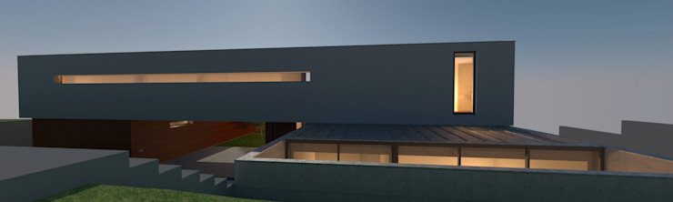 Maisons modernes par Lousinha Arquitectos Moderne