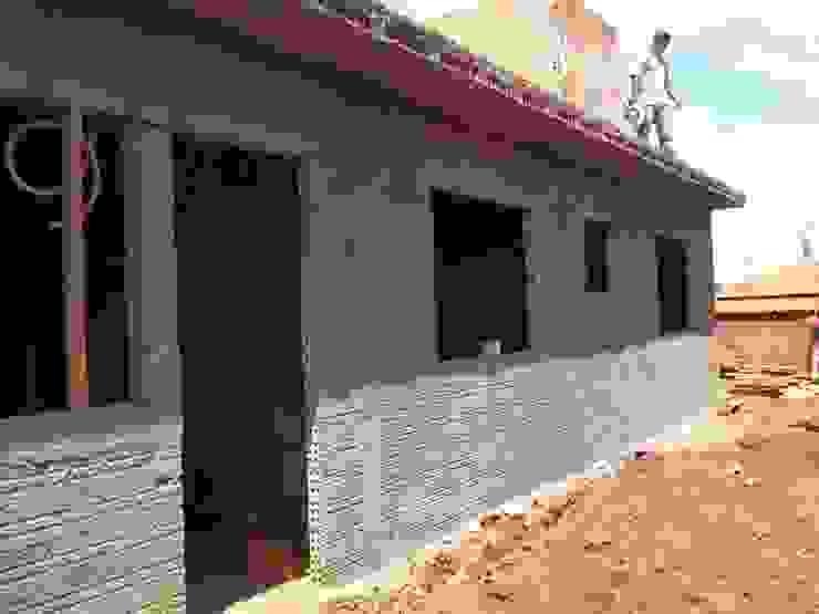 Obra Residencial - Casa Germinada por A&F Arquitetura e Construção