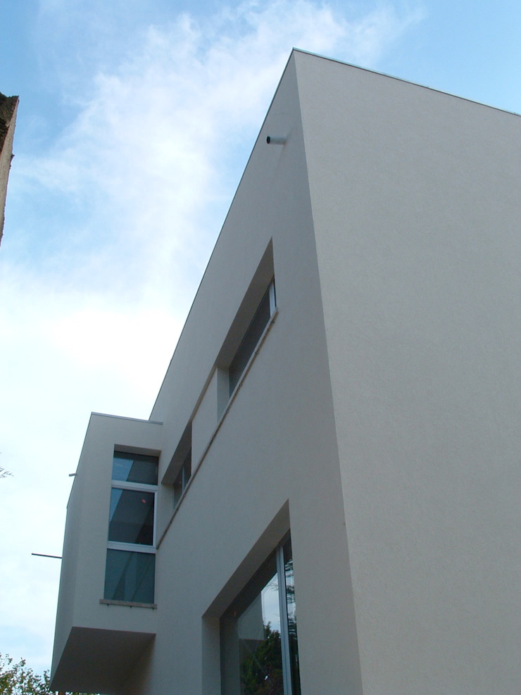 Casa Melo Janelas e portas modernas por Lousinha Arquitectos Moderno