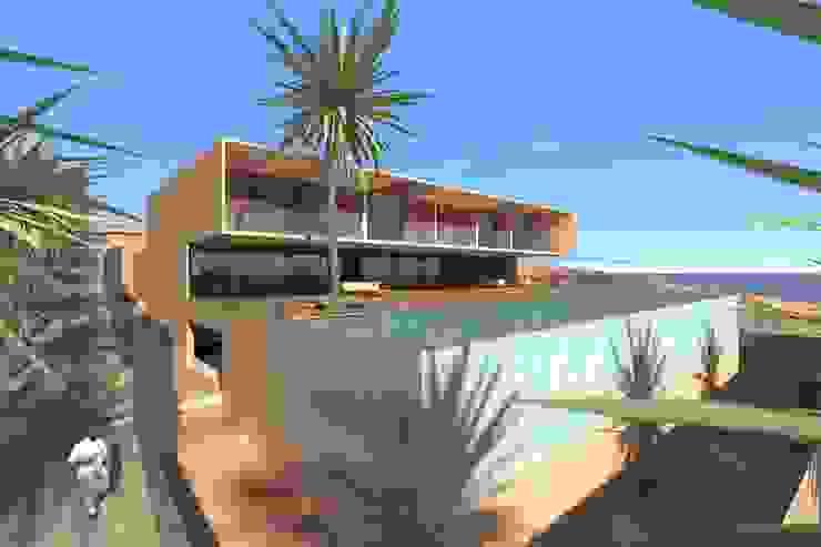Casa Luanda Casas modernas por Lousinha Arquitectos Moderno