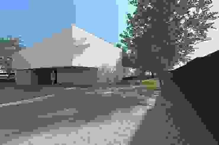 Casa Águeda Casas minimalistas por Lousinha Arquitectos Minimalista