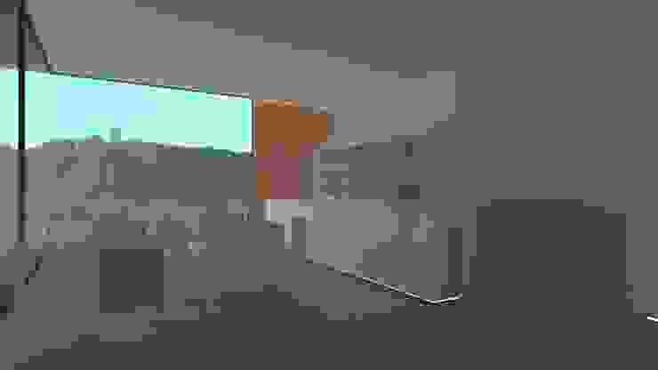 Minimalistische Küchen von Lousinha Arquitectos Minimalistisch