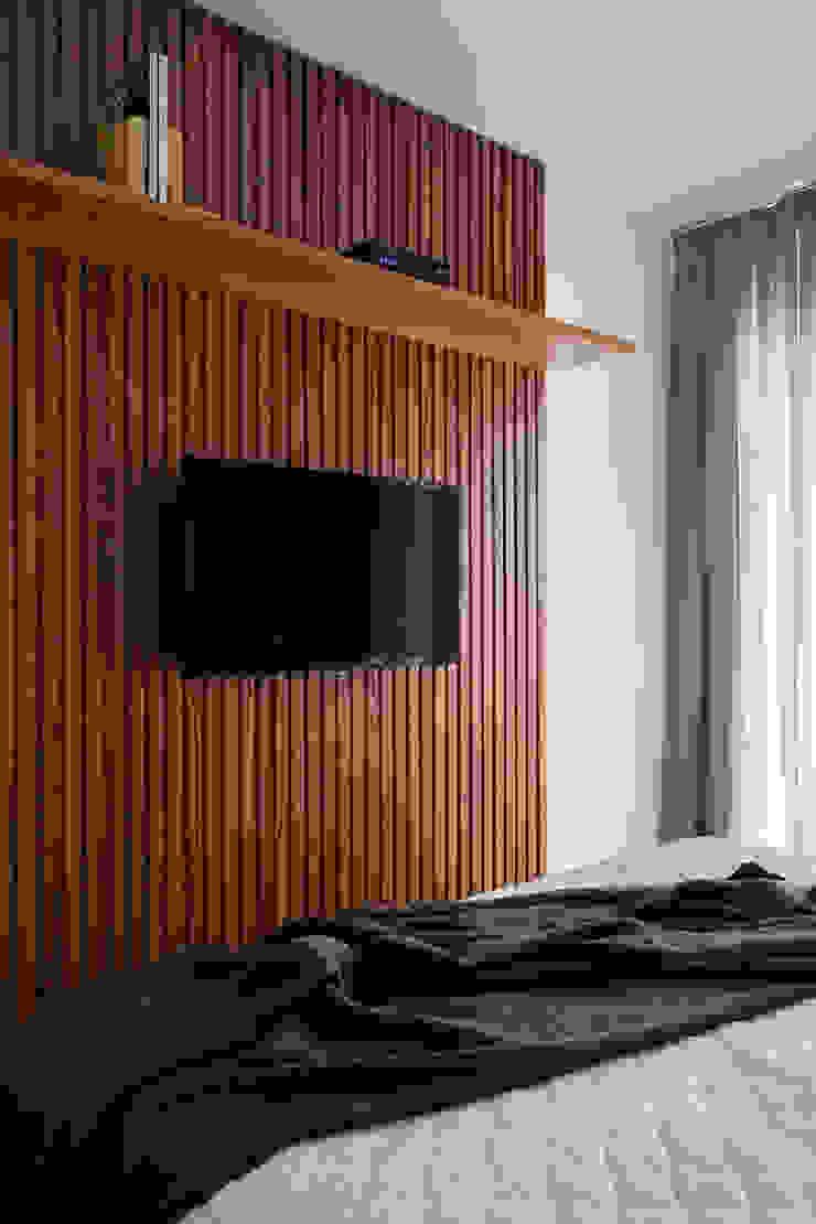 根據 Studio Eloy e Freitas Arquitetura e Interiores 現代風