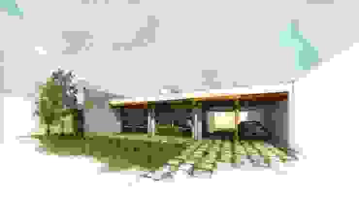 Casa Habitación de idA Arquitectos