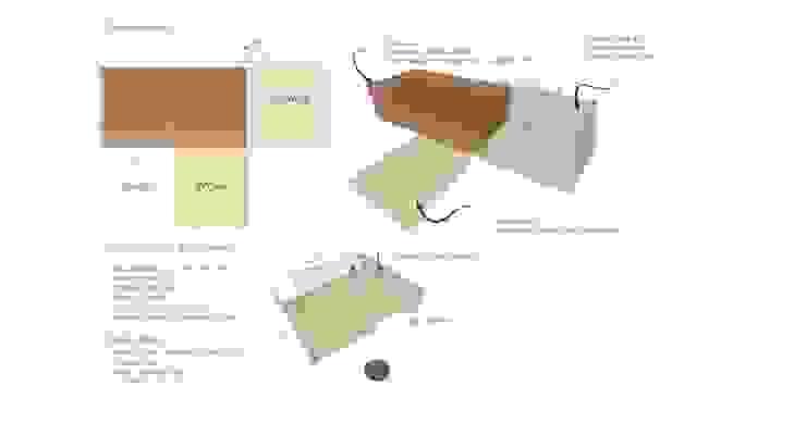 Diagramas Casa Habitacion de idA Arquitectos