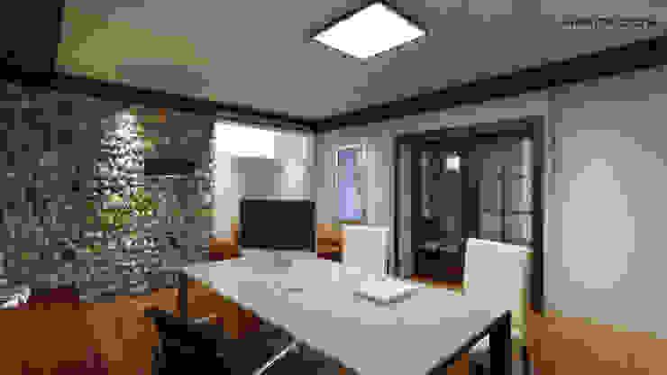 NOTARIA Estudios y despachos minimalistas de arquitecto9.com Minimalista