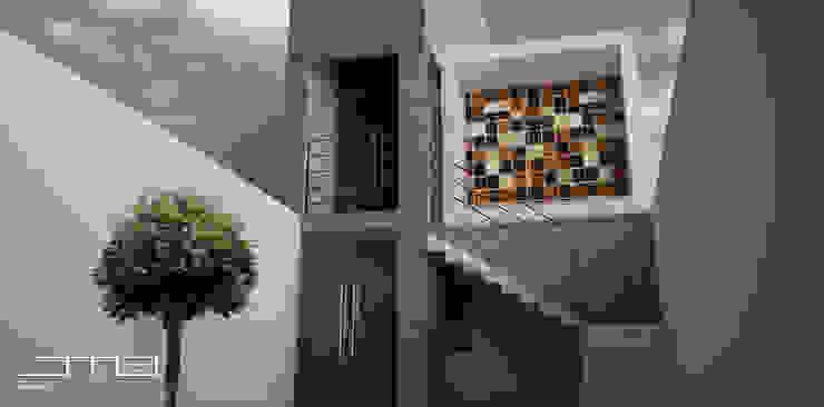 Casa AJ Casas modernas de JMB 3D Concept Moderno