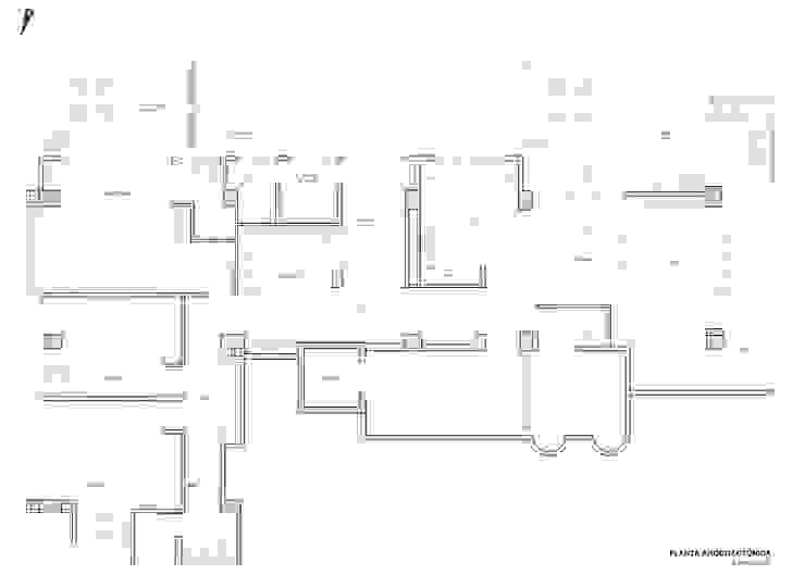 modern  by John Robles Arquitectos, Modern