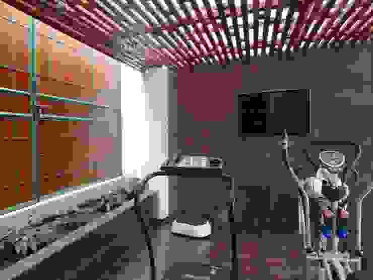 من John Robles Arquitectos ريفي