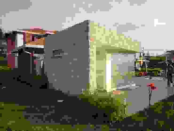 John Robles Arquitectos Spa moderno