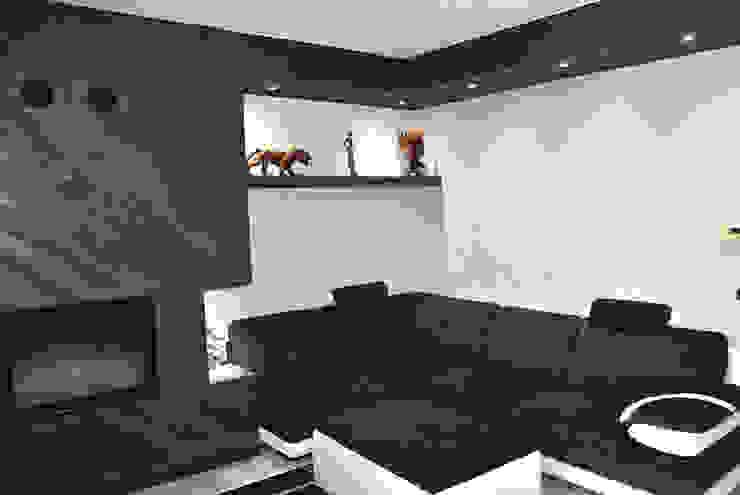 EdilDecorazioni Modern Living Room Brown