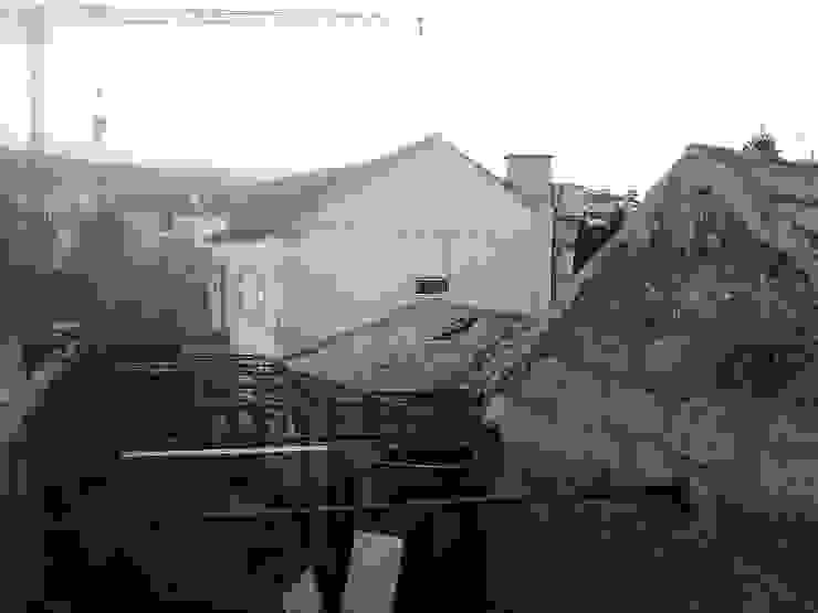 Vista desde Sul - Antes por Arq. Duarte Carvalho