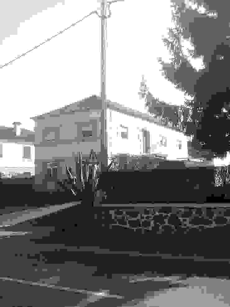 Vista desde a Estrada Nacional - Antes por Arq. Duarte Carvalho