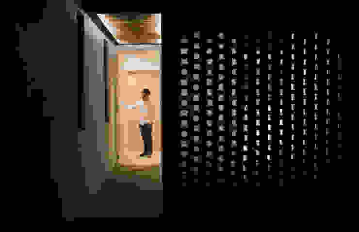 Projekty,  Domy zaprojektowane przez Región 4 Arquitectura, Minimalistyczny