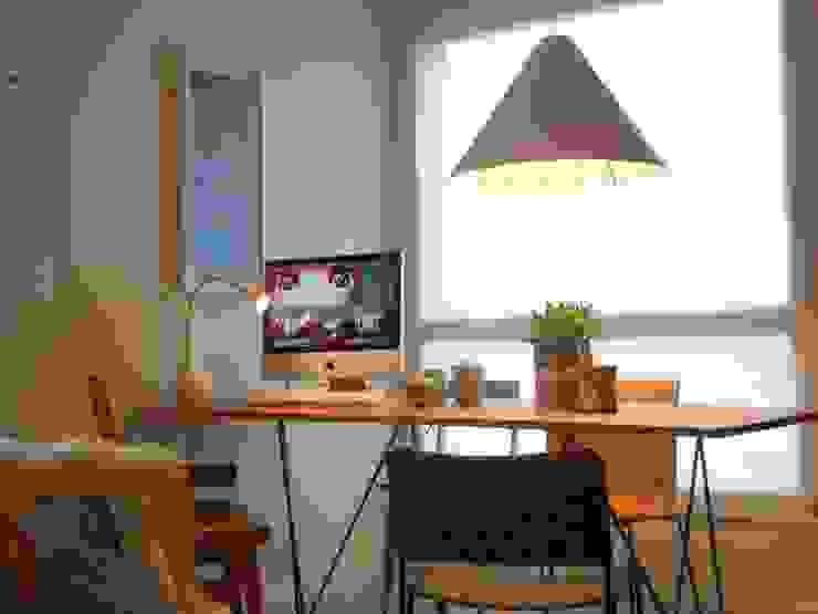 """Lámpara de mesa """"Fluz"""" Griscan diseño iluminación ComedoresIluminación"""