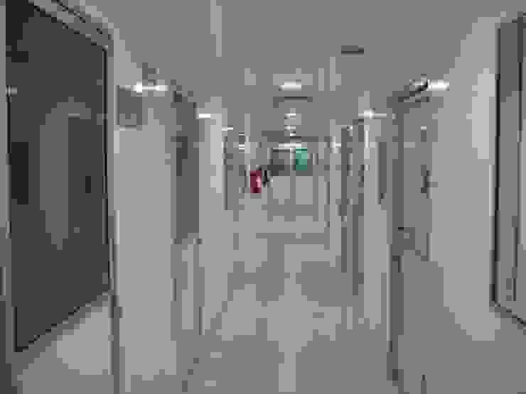 LABORATORIO FARMACÉUTICO Estudios y despachos industriales de MARIO TALAMAS Industrial Tablero DM