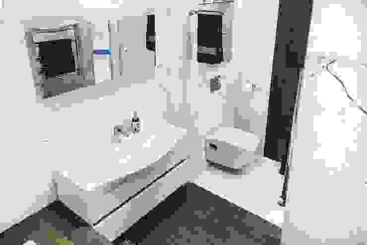 ДизайнМастер Minimalist style bathroom