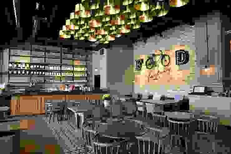 Cafe Home Food Factory / Franchise / Özlüce - Bursa W DESIGN İÇ MİMARLIK Endüstriyel
