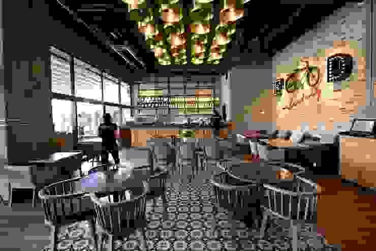 Cafe Home Food Factory / Franchise / Özlüce – Bursa W DESIGN İÇ MİMARLIK Endüstriyel