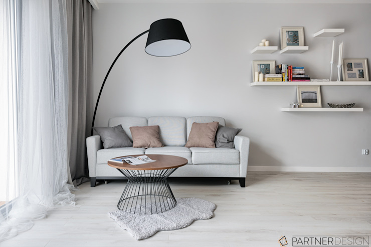 Salas de estar  por Partner Design,