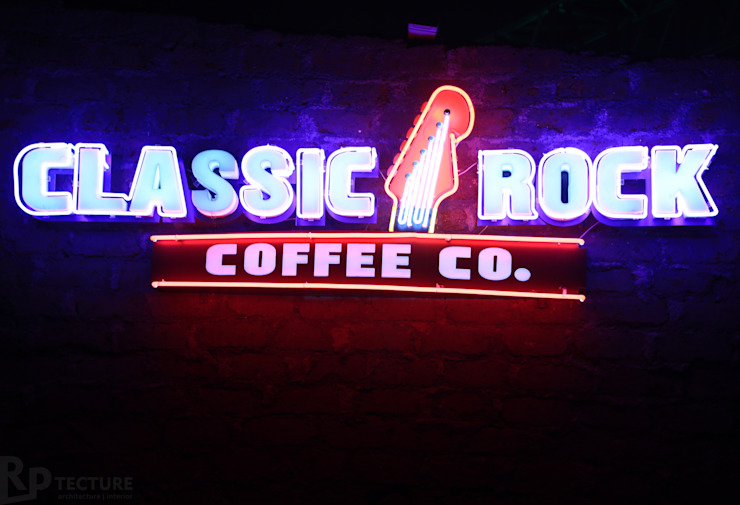 Signage Rustic style bars & clubs by RPtecture Rustic