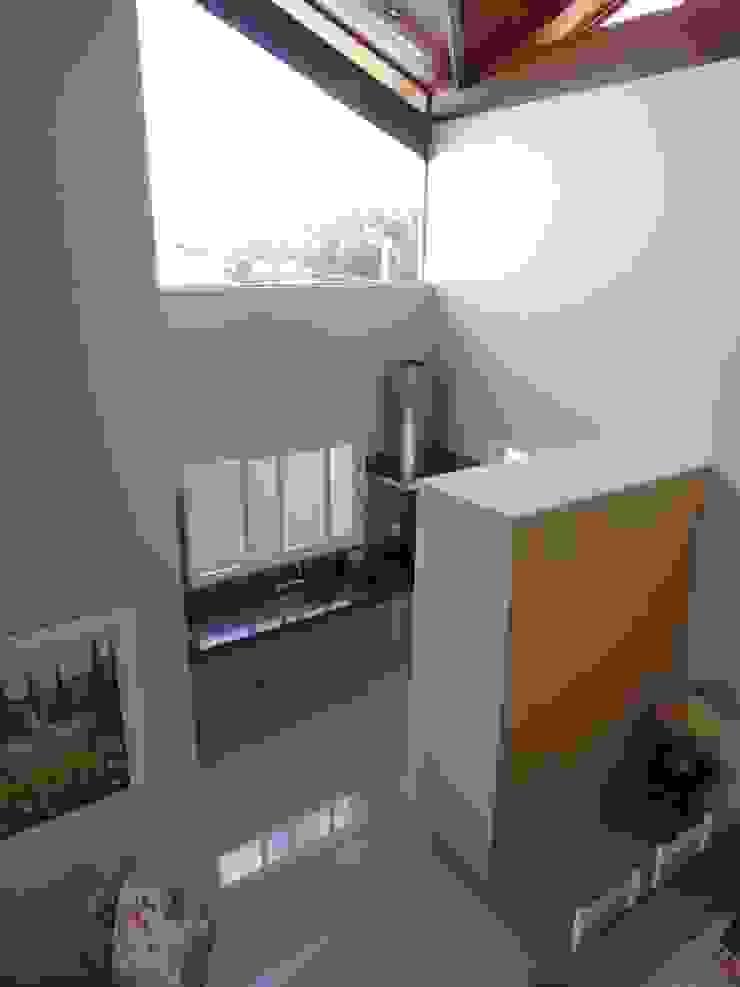 Casa SVJ Lozí - Projeto e Obra Cozinhas modernas