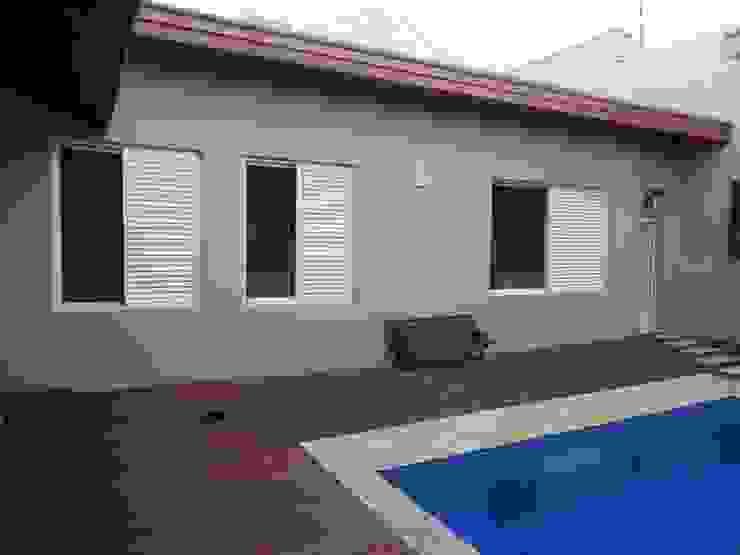 Casa SVJ Lozí - Projeto e Obra Quartos modernos
