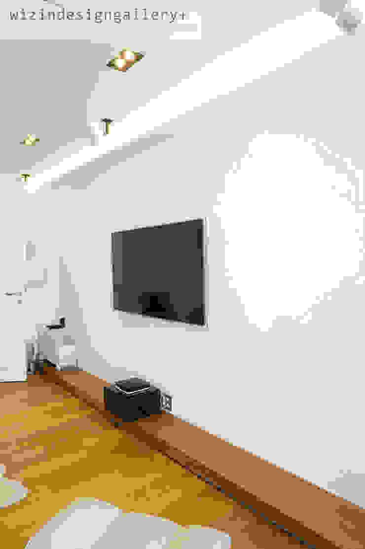 wizingallery Sala multimediale moderna